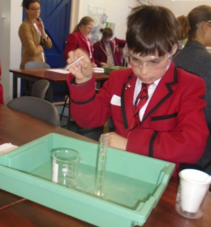 Prep Schools Science Challenge